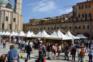 Ascoli antique fair